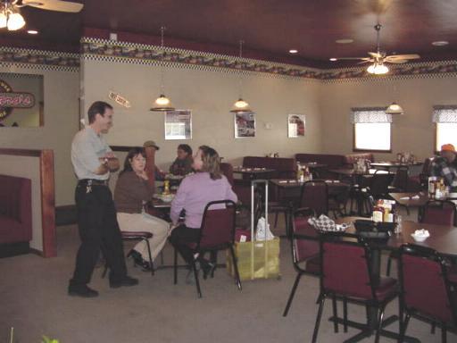 Camaros Steakhouse Lounge Bethany Mo